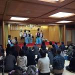 松前神楽公演会