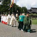 令和3年 北海道護国神社慰霊大祭について